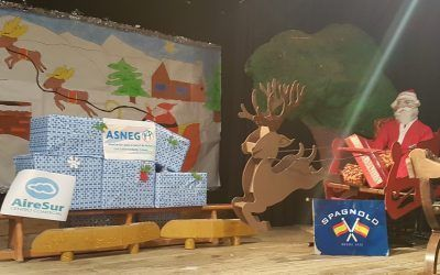 Bingo Navideño en Almadén de la Plata