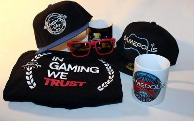 Sorteo: Pack Regalos de GamerCamp