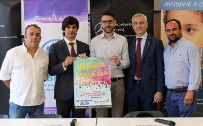 """ASNEG pone en marcha la Gala Solidaria """"Ilumina Sonrisas"""" a beneficio del Centro de Estimulación Precoz Cristo del Buen Fin."""
