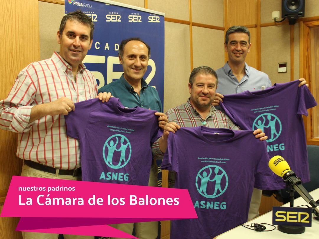Asociacion-Salud-Niños-Enfermedades-Graves-Ilumina-Sonrisas-TV-Solidaria-la-camara-de-los-balones-radio-sevilla